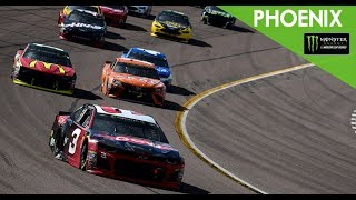 Monster Energy Nascar Cup Series- Full Race -Ticketguardian 500