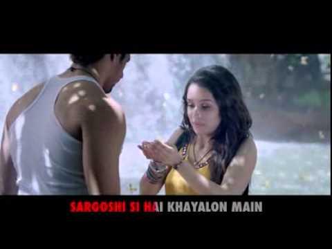 Galliyan Karaoke Track for Singing Contest   Ek Villain 240p
