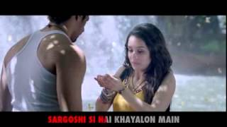 Galliyan Karaoke Track for Singing Contest Ek Villain 240p