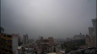 台中市的天氣影像縮時_899 (2018年2月28日)