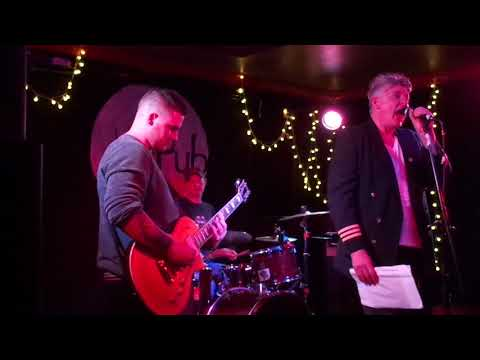 "Patrick Jones ""And Then They Came For Me"" live at Le Pub"