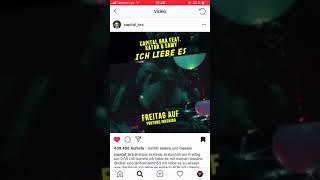 Capital Bra - Ich liebe es ( feat. Xatar & Samy )