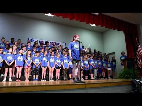 Tara Oaks Elementary School 5th Grade Program 2019