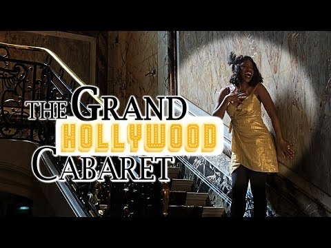The Grand Hollywood Cabaret  | The 8-Mic Company