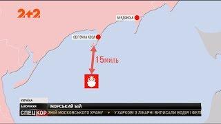 Росія хоче відправити свій флот в Азовське море