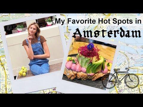 Favorite Hotspots In Amsterdam - Brunch | Dutch Models, Food, & Holland | Sanne Vloet