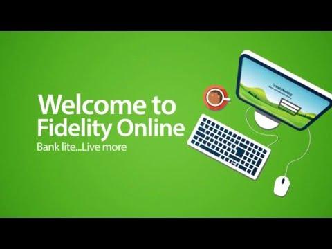 Fidelity Online Banking