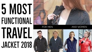 Most Functional Travel Jackets 2018 | BAUBAX 2.0 JACKET with Features | jackets every man should own