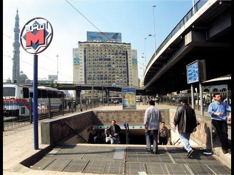 Cairo metro 3 lines