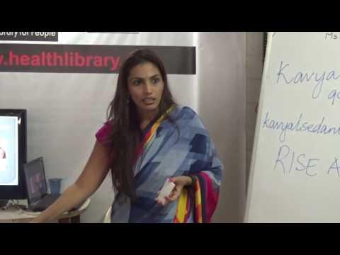 How You Manifest Illness by Ms. Kavyal Sedani HELP Talks Video
