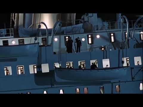 Kusessa ollaan titanic