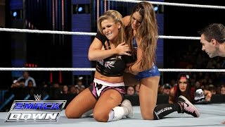 Natalya vs. Nikki Bella: SmackDown, January 15, 2015