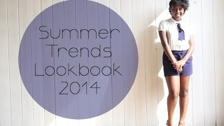 Summer Trends Lookbook 2014 Thumbnail