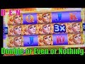 ★SLOT SERIES ! D☆E☆N (29)★Double or Even or Nothing★Sparkling Roses & Diamonds Plus Slot machine/栗スロ