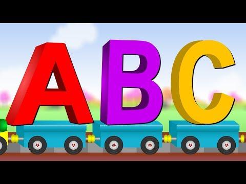 ABC sangen | Danske Børnesange | ABC Sangen | Dansk Alfabet  | Børnesange på dansk