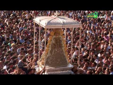 COMPLETO 2 Lunes de Pentecostés con la Hermandad de Gines 2016