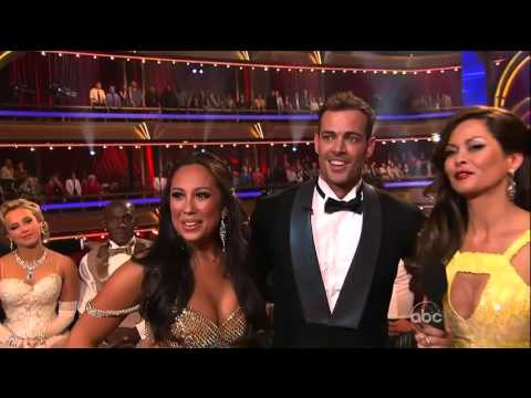 William Levy & Cheryl Burke ''Dancing With The Stars'' completo