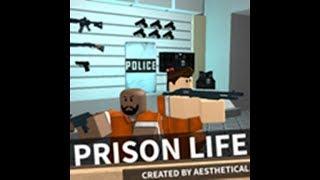 La Prision de ROBLOX/ROBLOX Prison life/Ep2