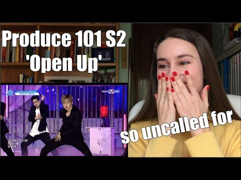 [REACTION] PRODUCE 101 S2 - 'Open Up'