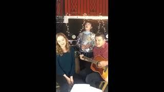 Sarah Drew Singing 'Oh Beautiful Star' Live