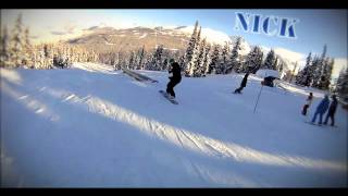 the most epic amateur whistler snowboarding video ever
