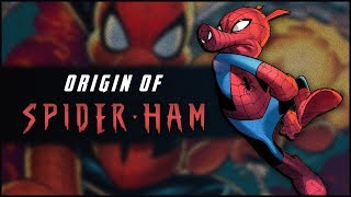 Origin of Spider-Ham