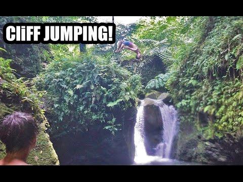 HAWAII: CLIFF JUMPING! *MUST WATCH*