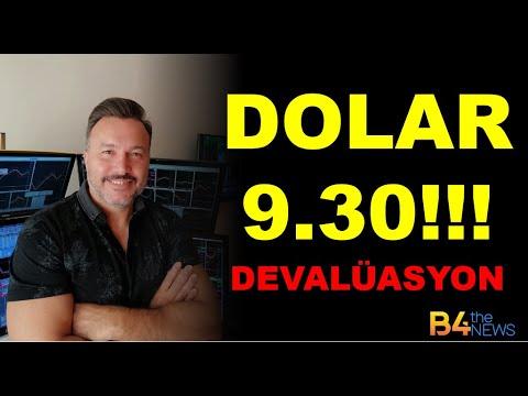   Dolar da   Devalüasyon 9.30 getirecekler!!
