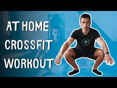 how-to-start-crossfit-training-at-home-|-ep.7-(crossfit-vlog)
