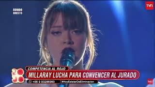 Millaray Mandiola - Angel / Rojo el color del talento