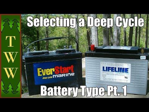 5 Best RV Deep Cycle Battery Reviews (September 2019) | Top
