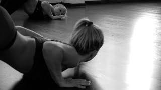Michelle Stanek and Olga Koda pole dance thumbnail