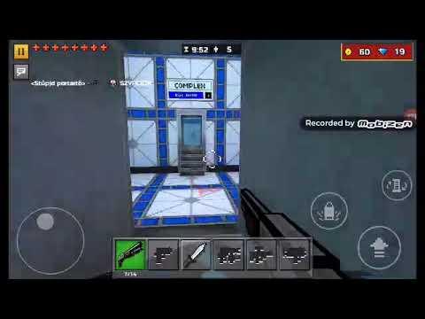 İLK VİDEO (PİXEL GUN 3D)
