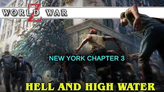 WWZ Newyork chapter 3 (hell and water)_ replying to hate comments 🤬🤬