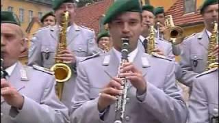 Musikkorps Erfurt - Hoch Heidecksburg 2007