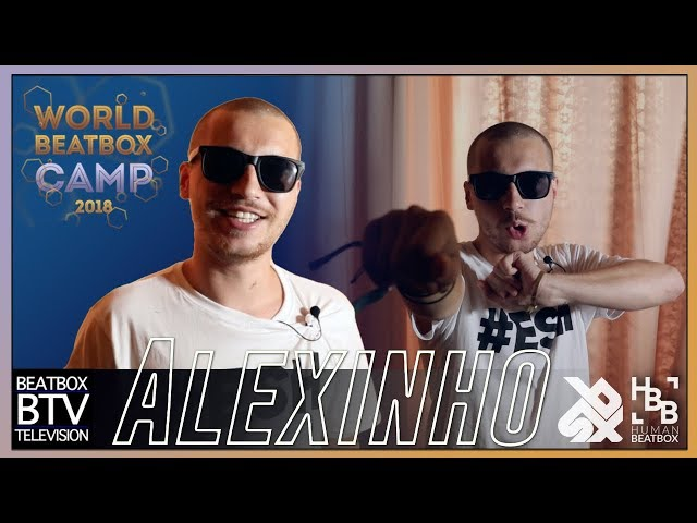 Alexinho / Beatbox Battle World Champion 2018