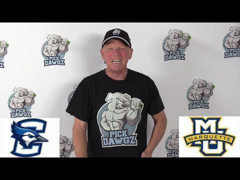 Marquette vs Creighton 2/18/20 Free College Basketball Pick and Prediction CBB Betting Tips