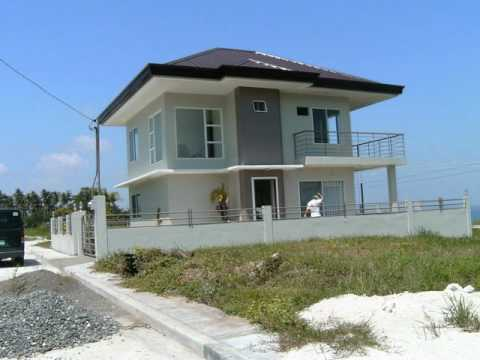 2 storey house and lot for sale at holiday ocean view for Pictures of two story houses in the philippines