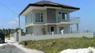 2 Storey House and Lot for Sale at Holiday Ocean View Samal Philippines