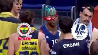 Fenerbahçe - Anadolu Efes Final Serisi 3. Maç - Maç Özeti