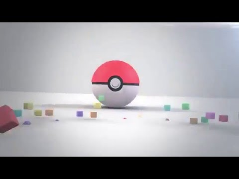 Free 3D Intro #9 | Free Pokemon Intro Template - Cinema 4D & After Effects