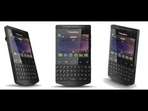 WOW Amazing BlackBerry Porsche Design P9981 - World News
