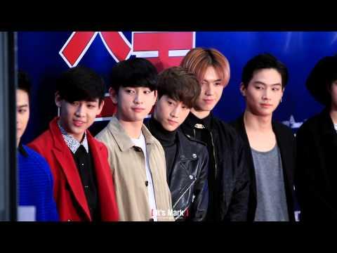 [FANCAM] 영화 '스물' VIP시사회 GOT7 (Mark focus)