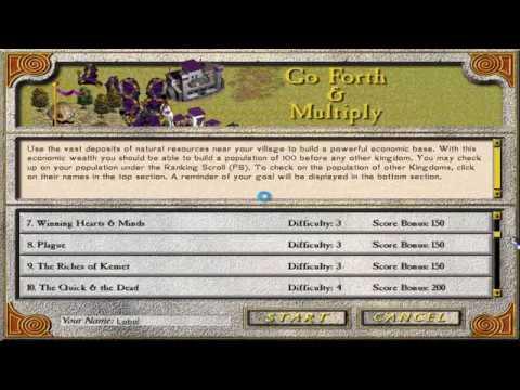 Seven Kingdoms:  Ancient Adversaries - Scenario 1 (Go Forth & Multiply)