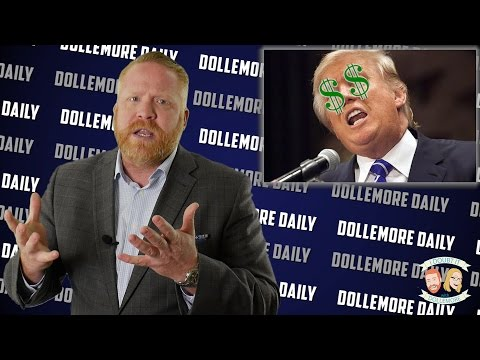 CREW Files Lawsuit Against Donald Trump for Violating Constitution on Day One - #DollemoreDaily