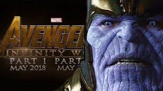 Мстители 3: Война Бесконечности - Части 1 и 2