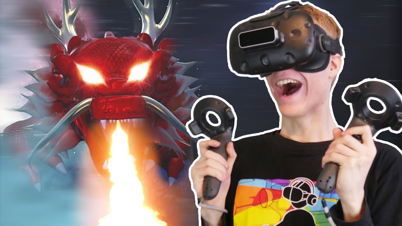 EXTREMELY TERRIFYING ROLLER COASTER! | The Great Wall VR Experience (HTC Vive)