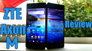 ZTE Axon M Full Review