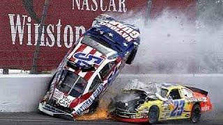 Top 5 HARDEST Crashes @ Michigan