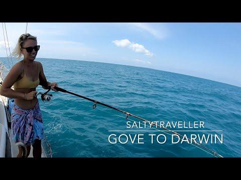 Saltytraveller Sailing Gove To Darwin